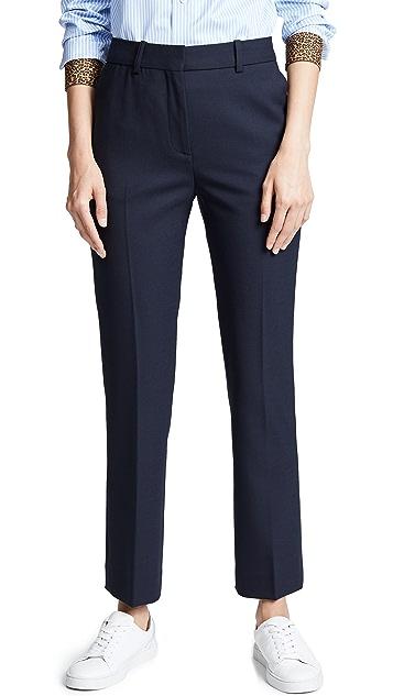Victoria Victoria Beckham Straight Leg Pants