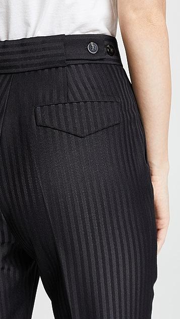 Victoria Victoria Beckham Slim Tailored Pants