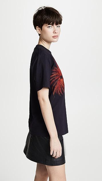 Victoria Victoria Beckham Palm Tee