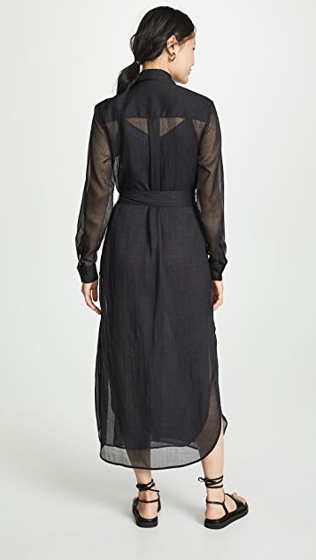 Victoria Victoria Beckham Long Shirtdress
