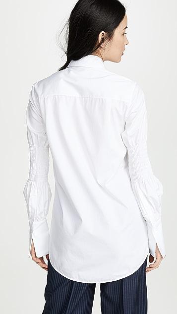 Victoria Victoria Beckham Smock Sleeve Shirt