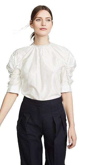 Victoria Victoria Beckham 泡泡袖上衣