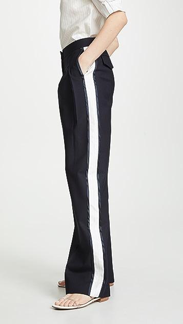 Victoria Victoria Beckham Широкие брюки