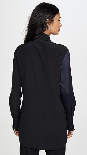 Victoria Victoria Beckham 拼接衬衫