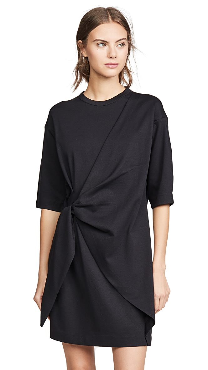 Tie Front Dress by Victoria Victoria Beckham