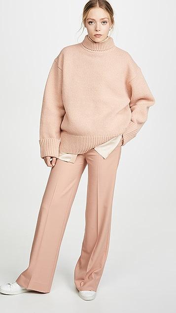 Victoria Victoria Beckham Grandad Trousers