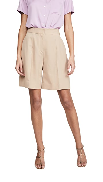 Victoria Victoria Beckham Облегающие шорты