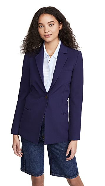 Victoria Victoria Beckham Fitted Jacket