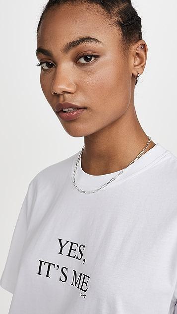 Victoria Victoria Beckham It's Me T-Shirt