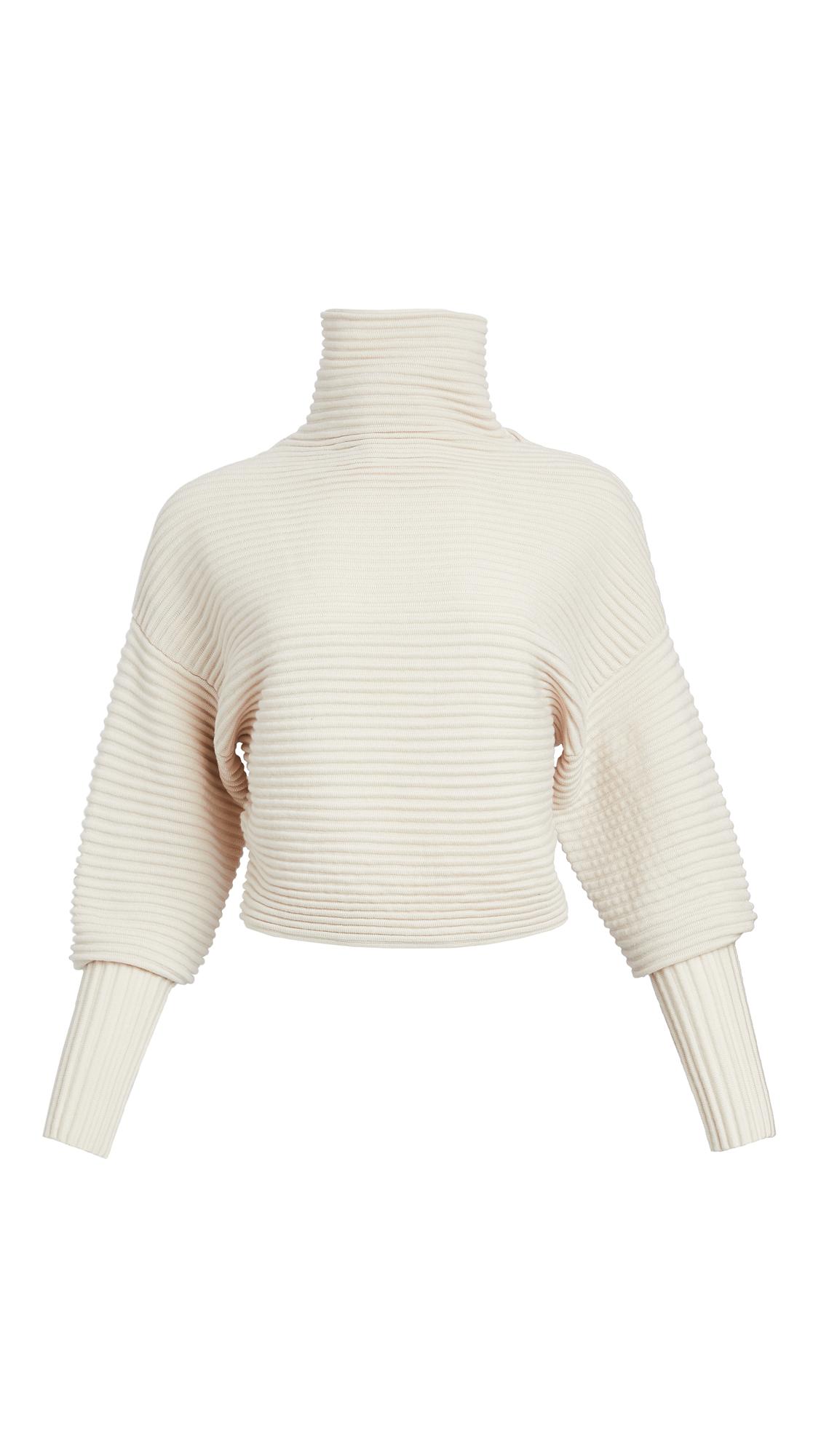 Victoria Victoria Beckham Crossover Back Sweater