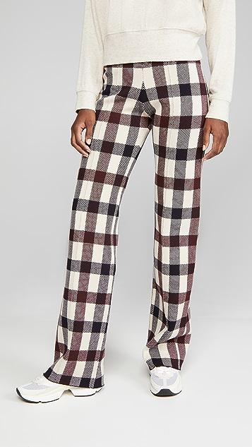 Victoria Victoria Beckham Straight Trousers