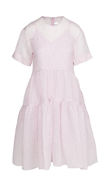 Victoria Victoria Beckham 加大茧型连衣裙