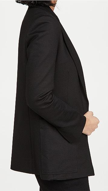 Victoria Victoria Beckham 贴袋针织夹克