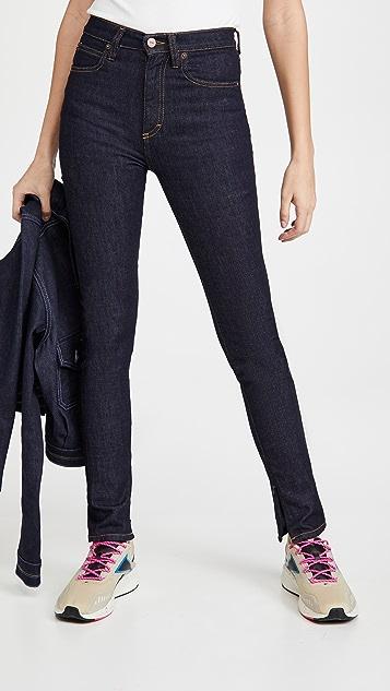 Victoria Victoria Beckham LA 高腰牛仔裤