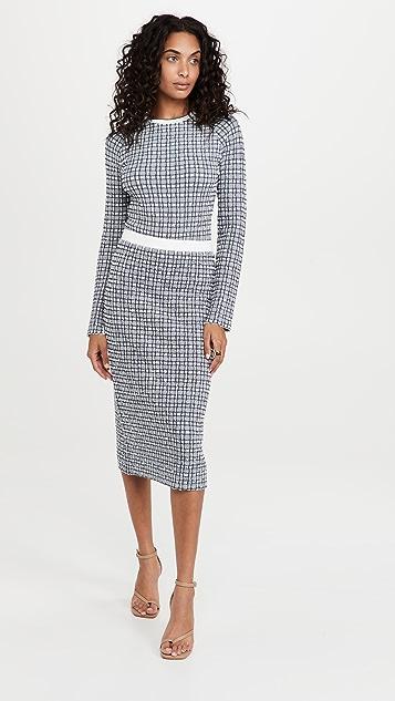 Victoria Victoria Beckham 直筒套穿半身裙
