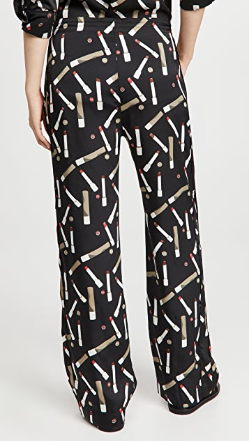 Victoria Victoria Beckham Pajama Trousers
