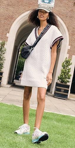 Victoria Victoria Beckham - Cricket Sweater Dress