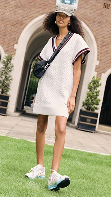 Victoria Victoria Beckham 半球毛衣连衣裙