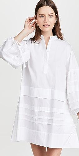 Victoria Victoria Beckham - Layer Detail Oversized Dress