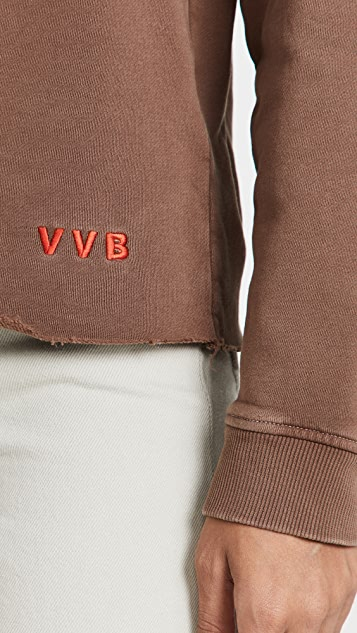 Victoria Victoria Beckham 水洗运动衫