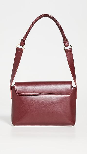 Vavvoune The Claret Bag