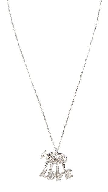 Vivienne Westwood Lipari Charm Necklace ...