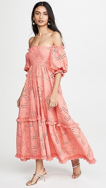 Waimari Belmond 长连衣裙