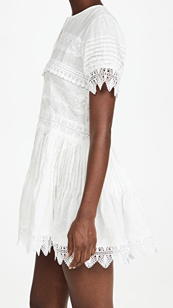 Waimari Violetta Dress