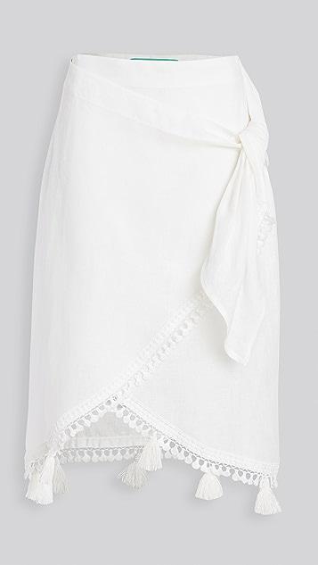 Waimari Aguas Blancas 半身裙
