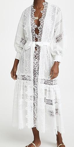 Waimari - Chia Kimono White
