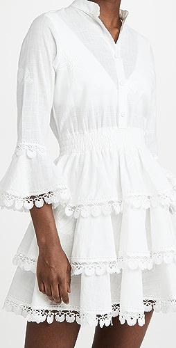 Waimari - Calamaro Tunic White