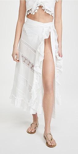 Waimari - Sevillana Wrap Skirt