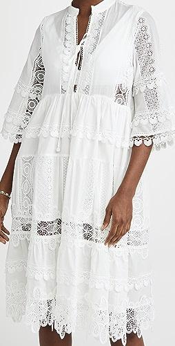 Waimari - Liberte Tunic White