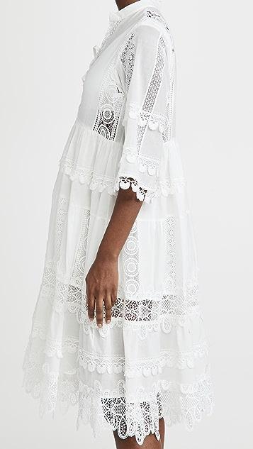 Waimari Liberte 白色长款上衣