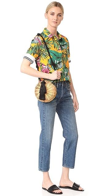 WaiWai Peitt Balaio Shoulder Bag