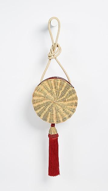 WaiWai Balaio Cross Body Bag - Red