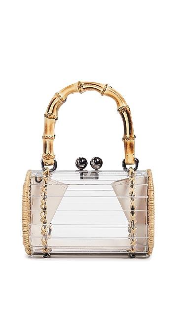 WaiWai Alix Crystal Bamboo Bag