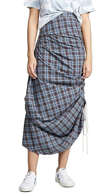 Walk of Shame Ruffled Skirt