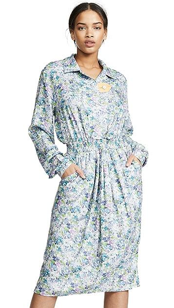 Walk of Shame Flower Print Dress