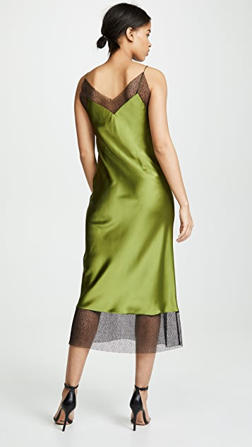 Walk of Shame Классическое платье-комбинация