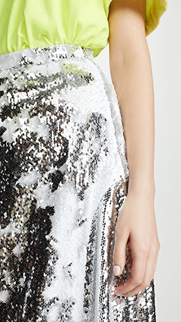 Walk of Shame Sequines Skirt