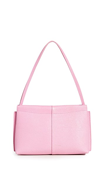 Wandler Carly Mini Lizard Bag