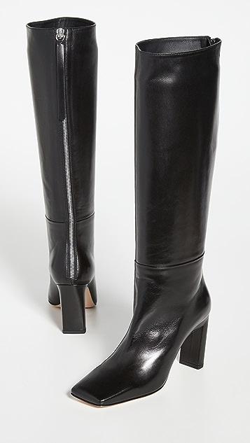 Wandler Isa 长筒靴