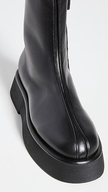 Wandler Rosa Boots