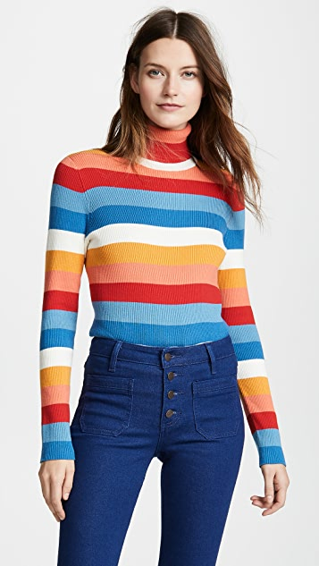 Wrangler Roll Neck Turtleneck