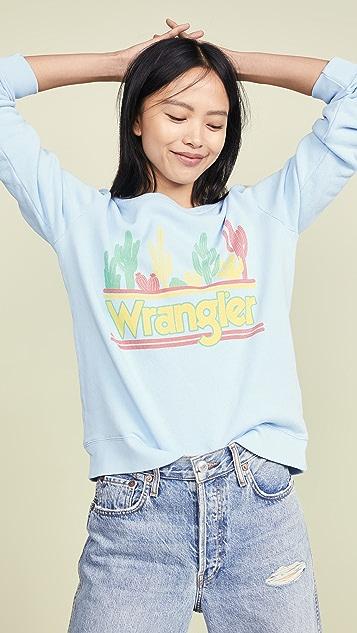 Wrangler Sweatshirt by Wrangler