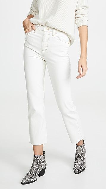 Wrangler Укороченные джинсы Heritage