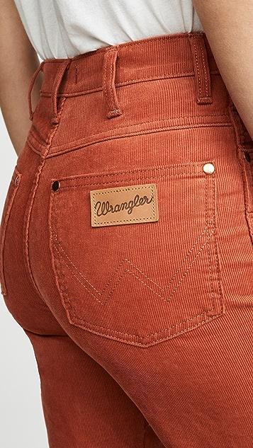Wrangler 传统牛仔裤