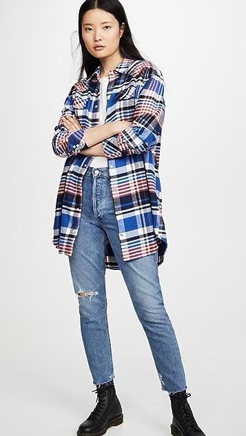 Wrangler Overshirt Dress