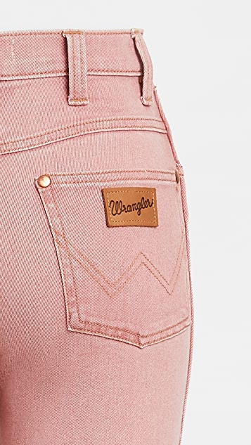 Wrangler Heritage Fit Jeans